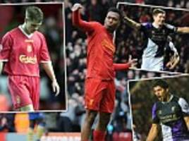 sturridge may never be a kop idol like suarez or gerrard - he's destined to be brilliant but unloved at liverpool, like owen