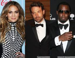 Jennifer Lopez on Rescuing Ben Affleck or Diddy: 'I'd Let Both Those Motherf**kers Drown'