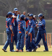 Women's Int'l T-20: Clinical India beat hosts B'desh in second match