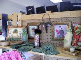 Vernon's Everlasting Design Offers Handmade Items by Local Artists
