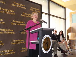 sen. karen spilka named democrat of the year by framingham committee