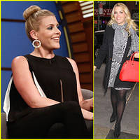 busy philipps wows us with black & white show appearances!