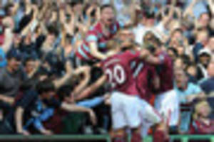 West Ham fans named top of football chants with Rio Ferdinand...