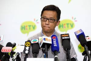 Hong Kong Television Chairman May Sue Government Over Unfair Law